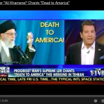 "As The US Hails ""Progress"" In Nuclear Talks With Iran – Iran Supreme Leader Calls For ""Death To America"""
