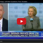 """Trey Gowdy Blasts Hillary's """"Explanations"""" For Private Email Server"""