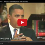Watch : Obama Lies Documented In His Own Words
