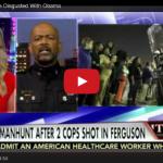 Sheriff Takes On Obama For Response To Ferguson Police Shootings