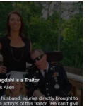 "Wife Of Sgt. Mark Allen Paralyzed In Search For Bowe Bergdahl Blasts Obama For Calling Bergdahl A ""Hero"""