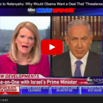 In Addition to A Nuclear Iran Netanyahu Talks About The Other Bad Consequence Of Obama's Iran Deal