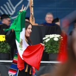 Illegal Immigrant That Waved Mexican Flag At Graduation Has Had A Cushy Ride Thanks To US Taxpayers