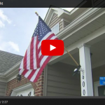Video : This Veteran Has A Great Response When Told To Take Down American Flag