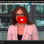 MSNBC Has A Bizarre Suggestion For Men's Sports