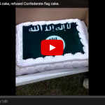Walmart makes ISIS Cake, Refuses Confederate Flag Cake