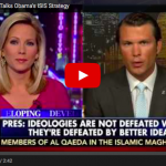 Pete Hegseth Slams Obama For Comments That ISIS Will Be Defeated By His Ideas And Not Guns