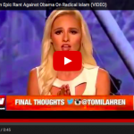 "News Anchor's Message To Obama About His ""half-way, half-baked, tip-toe, be-friendly-to-jihadis mentality"" Is Going Viral"