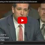 "Ted Cruz Forces ICE Director To Admit He Is ""Absolutely Right"" After He Catches Her Using False Statistics"