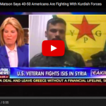 Disgusting : Obama Gives The All Clear To Turkish Forces To MURDER Former U.S. Military Fighting ISIS