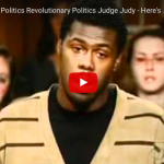 Video : Judge Judy Takes Down Obama Supporter / Welfare Cheat