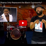 Video : Black Conservative Comedian Slams Race Baiter Michelle Obama With Some HISTORY & TRUTH