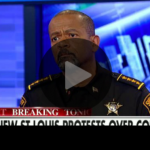 Video : Black Sheriff Rips Black Lives Matter Movement