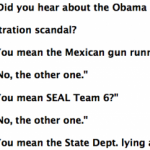 "One Of The Best Obama Jokes Ever : ""Did You Hear About…"""