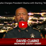 Video : Sheriff Clarke Slams Obama For Starting A Violent War On Police Officers