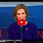 "Carly Fiorina Issued This ""Dare"" To Hillary And Obama Over Planned Parenthood"