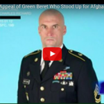Army Rejects Appeal Of Green Beret Who Shoved Rapist