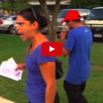 "Entitlement : ""Who's Gonna Pay My Rent!"" Welfare Queen Freaks Out After Being Denied"