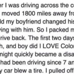 A Woman Got Horrible News And Started To Drive Home;  On The Way Home She Never Suspected A Cop Would Do This