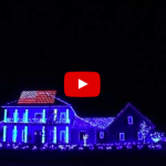 [VIDEO] This Patriotic Christmas Light Show Is Pretty Impressive
