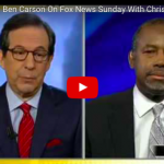 [VIDEO] Ben Carson : Debate About Syrian Refugees Should Have Ended Once Tashfeen Malik Passed Obama's Rigorous Background Check