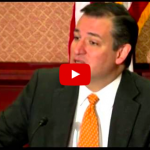 [VIDEO] Ted Cruz Is Introducing Legislation To Allow States Governors To Opt Out Of Syrian Refugee Resettlement Program